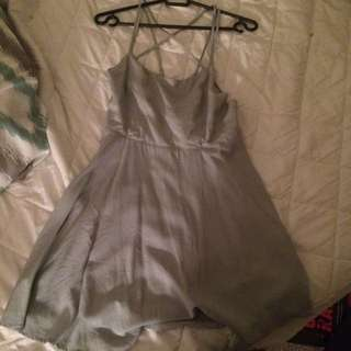 Mint Green Forever 21 dress