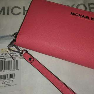 Genuine MICHAEL KORS Leather Wallet