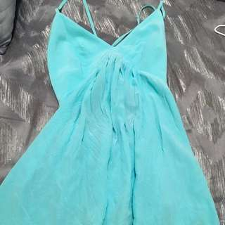 Wilfred Turquoise Tank Top