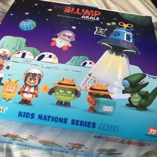 Kidslogic Dr Slump Are Series2 IQ 搏士 第二系列