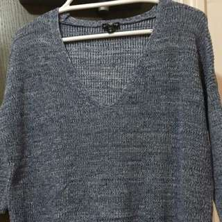 XS Express Oversized london sweater