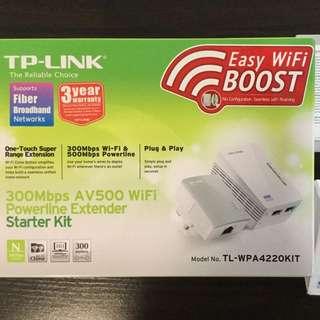 Powerline WiFi Extender