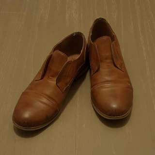 Women's Brown Loafers