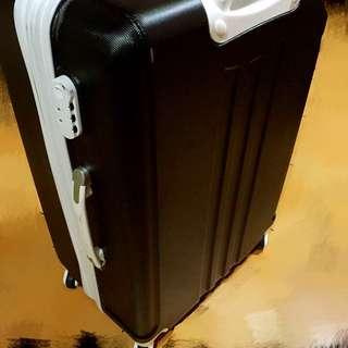 拉鍊款28吋(大)旅行箱行李廂黑色-29吋30吋31吋32吋