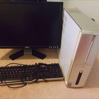 Dell Desktop (PC Not Working, Monitors Perfect)