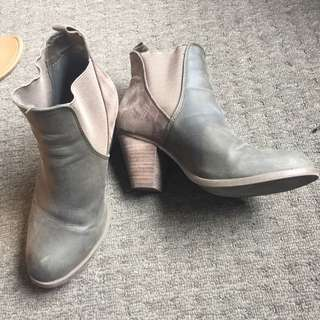 just jeans ankle boots
