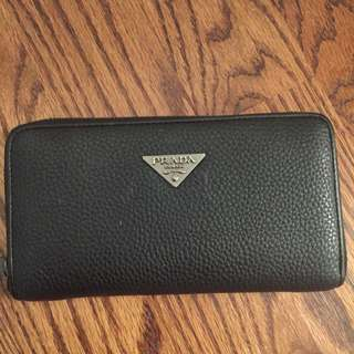 REAL Prada Wallet