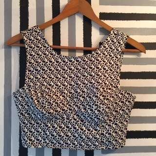 All About Eve Crop Top