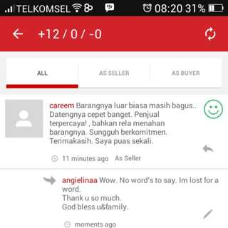 Another Positive Testimony Tq Tq Tq.
