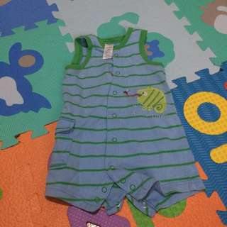 Onsie Short By Carters