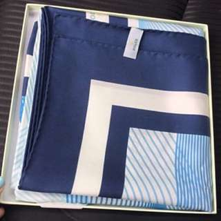 Rolex Silk Scarf NEW IN BOX
