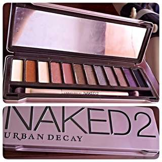 Eye Shadow Naked 2