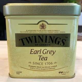 TWININGS 唐寧茶 皇家伯爵茶