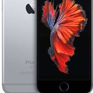 Iphone 6s Space Grey 16gb (1 Mnth Used)