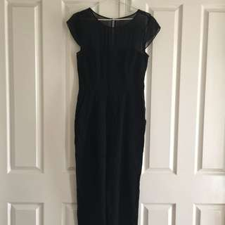 Brand New With Tags Forever New Jumpsuit Size 10 Rrp$140