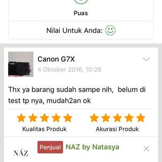Another Feedback👍🏻👍🏻👍🏻