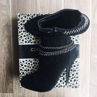 Ankle Stiletto Boots/Heels