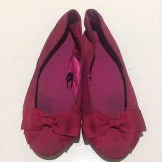 H&m Pink Flats