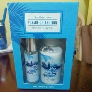 Fijian Water Lotus Voyage Collection