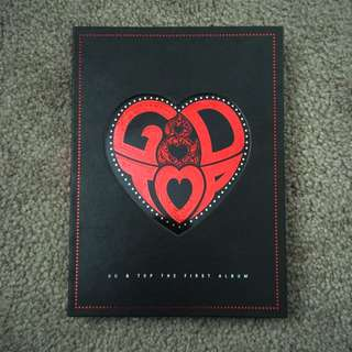 GD & TOP - The First Album