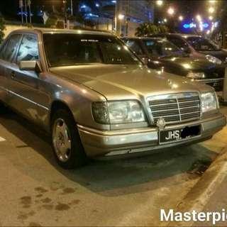Mercedes Benz Masterpiece