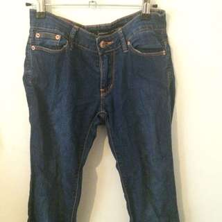 Cotton On High Rise Jeans