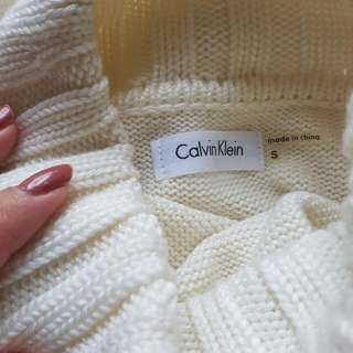 Calvin Klein Dress One Pocket Needs Sowing Up