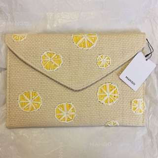NEW MANGO clutch bag