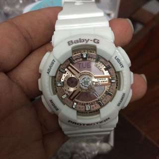 Authentic Casio Gshock And Baby-g