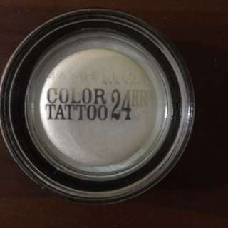 Maybelline Color Tattoo 24hr (eyeshadow)
