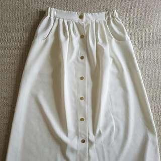 Mid Calf Asos Skirt Size 12
