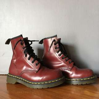 Classic Dr Martens 1460 Smooth ((Unisex))