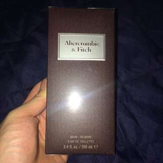 A&F香水