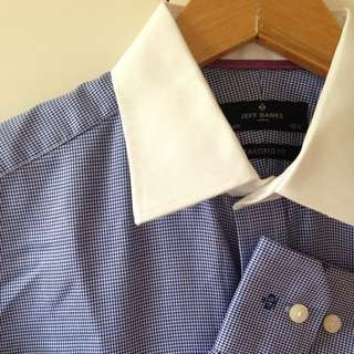 Jeff Banks tailored Shirt