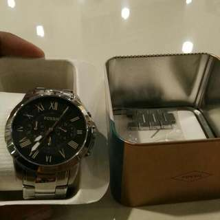 REPRICED!!!!Fossil Watch For Men(Unused)