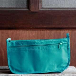 Turquoise Beabi Bag Organizer