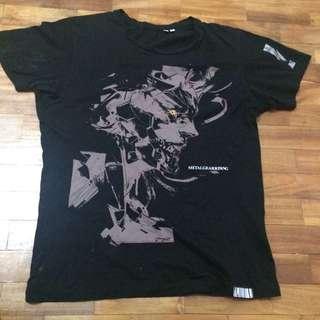 UNIQLO Metal Gear Solid Graphic Ter