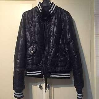NATURALLY JOJO 黑色外套
