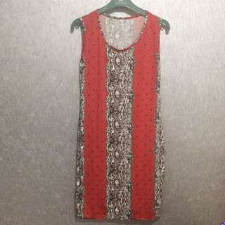 Red Polka Dress