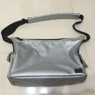 Authentic Yoshida Porter Unisex Sliver Sling Bag