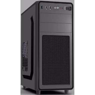 二手 i3主機 ( LOL , 線上遊戲)i3-2100/4G/HD7730/120G SSD/500W 80+