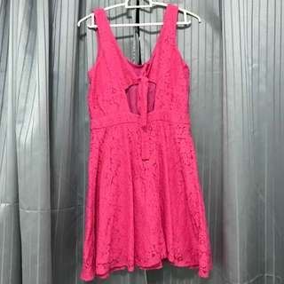 Pretty, Sexy Pink Dress