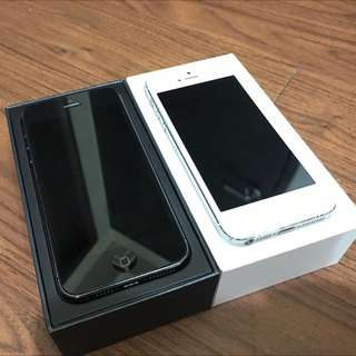 Iphone5 16G 32G 銀色 灰色 超級優惠買到賺到