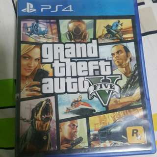 ps4 gta 5 *reserved*