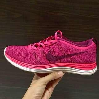 Nike Lunar1 櫻花粉 限量 降價