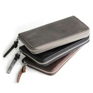 Property Of Jackson Trip Leather Wallet