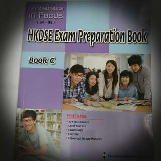 HKDSE Exam Preparation BOOK S4-S6