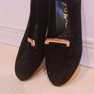 🚚 玫瑰金 平底鞋 超百搭