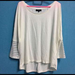 Fishtail tshirt