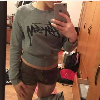 Stussy Sweater Cropped